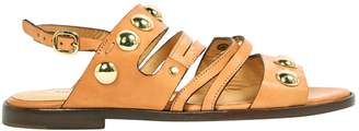 Vanessa Bruno Leather sandal