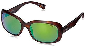 Revo Paxton RE 1039 12 GN Polarized Rectangular Sunglasses