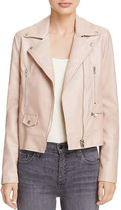 Re:Named Faux Leather Moto Jacket $108 thestylecure.com