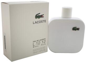 Lacoste Men's 5.9Oz Eau De L.12.12 Blanc Eau De Toilette Spray