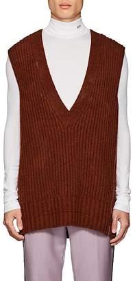 Calvin Klein Men's Wool Oversized Sweatervest