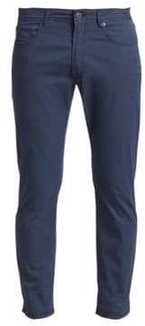 Boglioli Cotton Twill Five-Pocket Pants