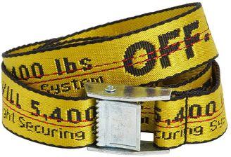 25mm Mini Industrial Nylon Belt $153 thestylecure.com