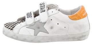 Golden Goose GGDB/LtD Edition Low-Top Sneakers
