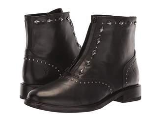 Frye Kelly Stud Front Zip Women's Boots