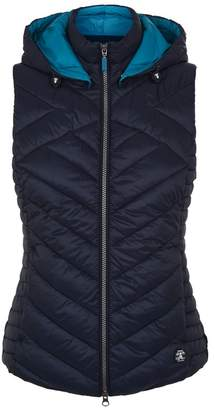 Barbour Pentle Quilted Hooded Gilet