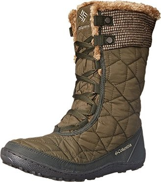 Columbia Women's Minx Mid II OH Tweed Cold Weather Boot $41.98 thestylecure.com
