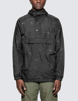 Ripndip Nermal 3m Line Camo Anorak Jacket