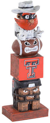 Evergreen Texas Tech Red Raiders Tiki Totem