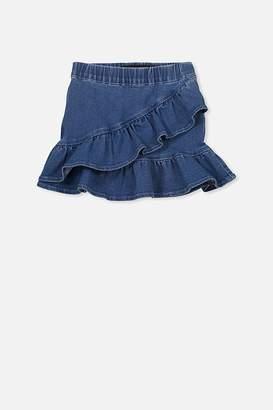 Cotton On Caddie Frill Skirt