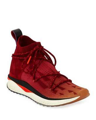 Puma Men's TSUGI evoKnit Mid-Top Sneakers