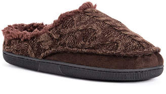 Muk Luks Men's Clog Slippers