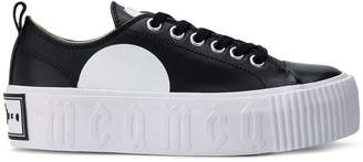 McQ platform low top sneakers