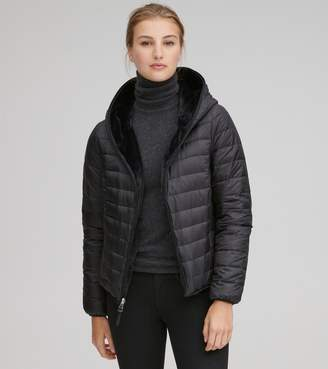 Andrew Marc MELROSE REVERSIBLE QUILTED JACKET