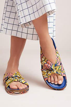 Charlotte Stone Jana Slide Sandals