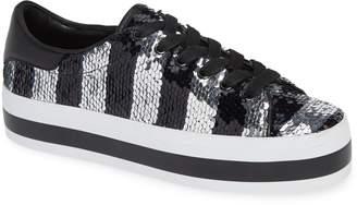 Alice + Olivia Ezra Flatform Sneaker