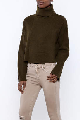 J.o.a. Open Front Sweater
