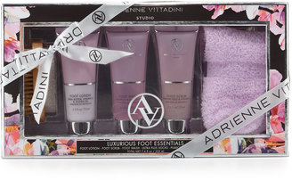 Adrienne Vittadini Luxurious Foot Essentials Five-Piece Set, Lavender de Provence $28 thestylecure.com