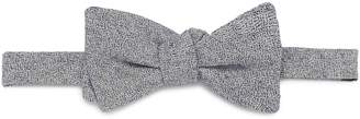 Pocket Square Clothing 'The Danton' marled wool bow tie