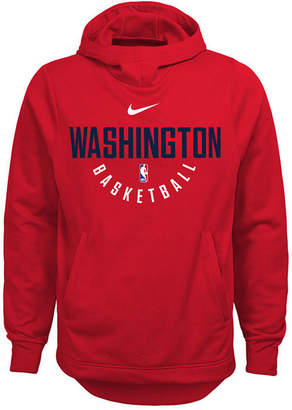 Nike Washington Wizards Elite Practice Hoodie, Big Boys (8-20)