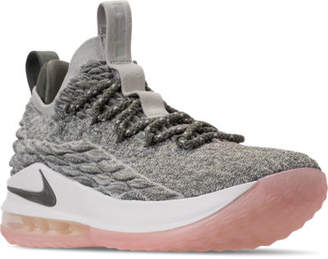 Nike Men's LeBron 15 Low Basketball Shoes