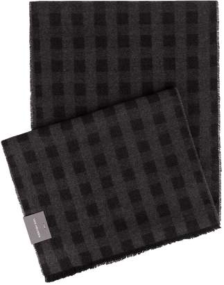 Van Heusen Men's Checked Scarf