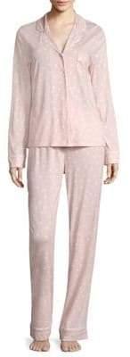 Saks Fifth Avenue Classic Knit Pajamas
