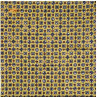 Eton Mosaic Tile Pocket Square