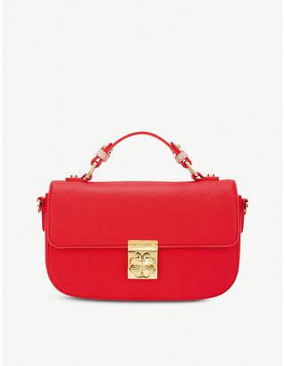 Folli Follie Ladies Red Heart4Heart Faux-Leather Cross-Body Bag