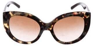 Tory Burch Tortoiseshell Gradient Sunglasses