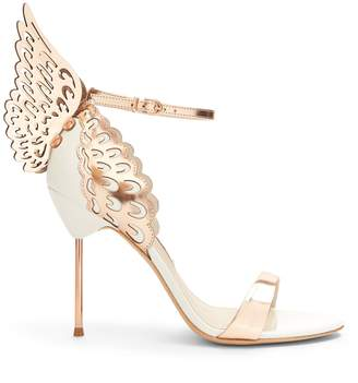 Sophia Webster Evangeline angel-wing leather sandals