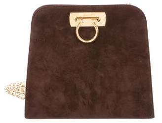 1aac405012ab Salvatore Ferragamo Chocolate - ShopStyle