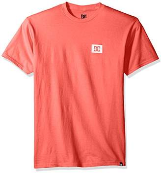 DC Men's Stage Box Short Sleeve
