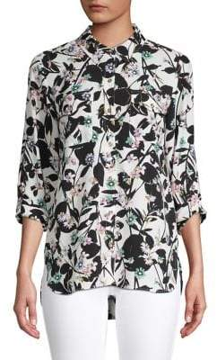 Tommy Hilfiger Oasis Floral Long Sleeve Shirt