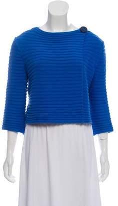 Magaschoni Rib-Knit Sweater