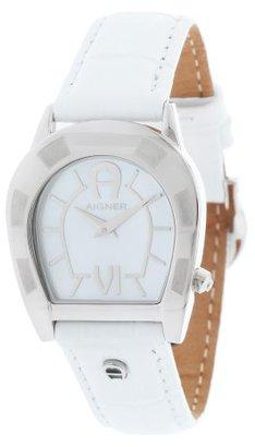 Aigner レディース時計ホワイトa30211