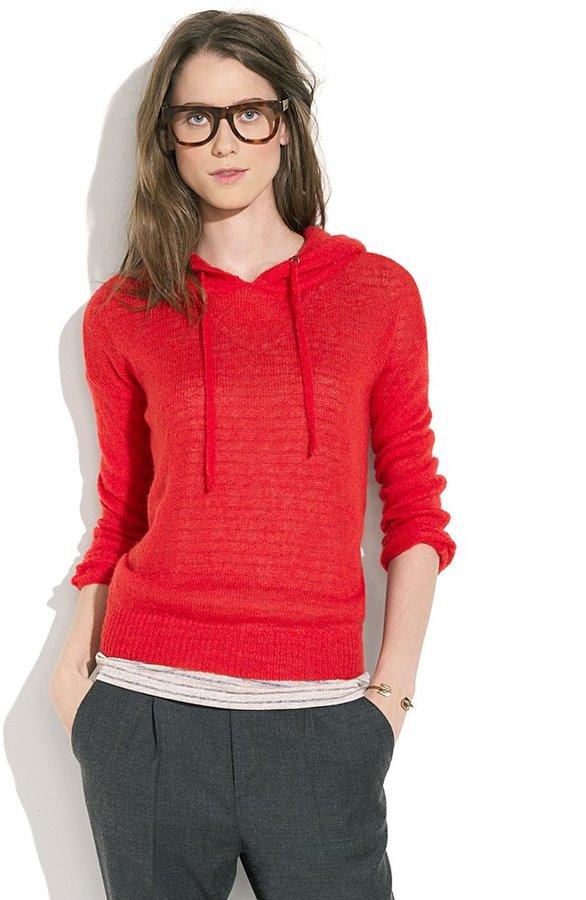 Madewell Sweaterknit hoodie