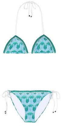 Missoni Mare Knitted bikini swimsuit