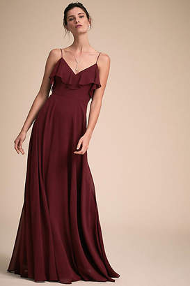 Anthropologie Mila Wedding Guest Dress