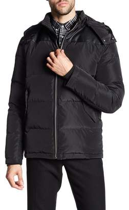 Slate & Stone Removable Hood Down Jacket