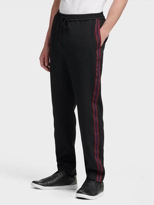 DKNY Tuxedo Stripe Jogger