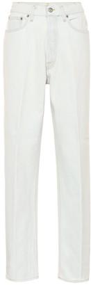 Golden Goose Shannen high-rise straight jeans