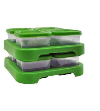 I Play Green Sprouts Food Storage Cubes - 8 Pack