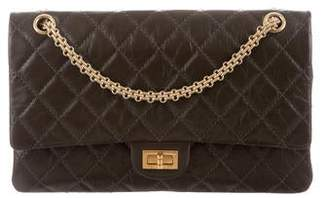 Chanel 2017 Quilted 226 Reissue Double Flap Bag