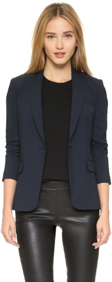 Theory Edition Four Dief Blazer $445 thestylecure.com