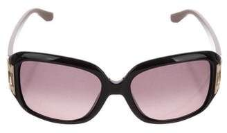 Salvatore Ferragamo Gradient Logo Sunglasses
