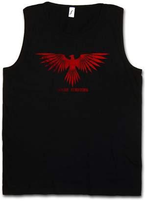Dune Urban Backwoods House ATREIDES Tank TOP Vest – Insignia Logo Eagle Harkonnen Spice