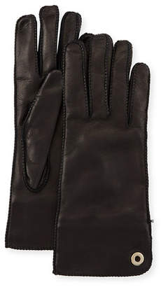 Loro Piana Jacqueli Leather Gloves