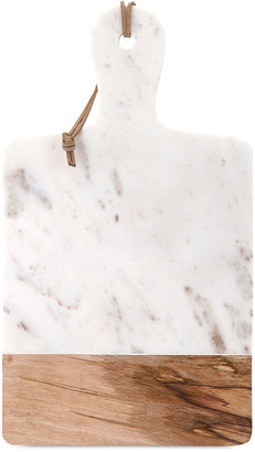 Imax Addy Marble And Wood Cheese Board