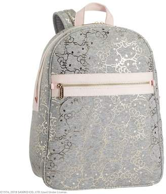 Pottery Barn Teen Hello Kitty® Gray/Gold Backpack